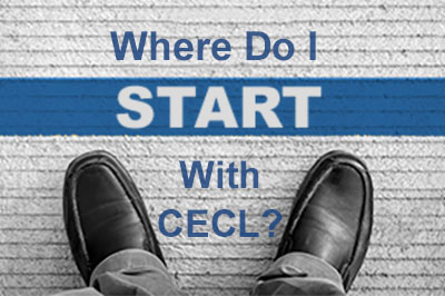 Registe for Webinar: Where do I Start with CECL